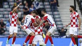 Hasil Euro 2020: Kroasia Lolos, Skotlandia Tersingkir