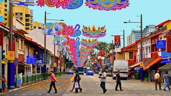 6 Rekomendasi Wisata di Kawasan Little India Singapura
