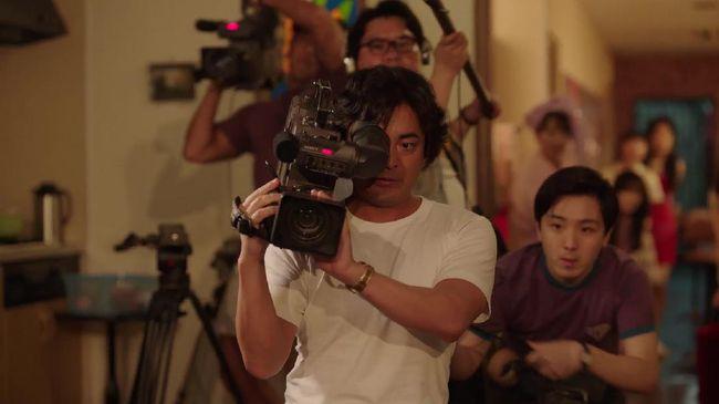 Satu-satunya nilai lebih pada Naked Director musim ini hanya pengembangan karakter Muranishi.