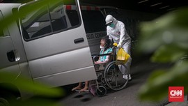 Satgas: Covid RI Naik 42 Persen Sepekan, Jawa Dua Kali Lipat