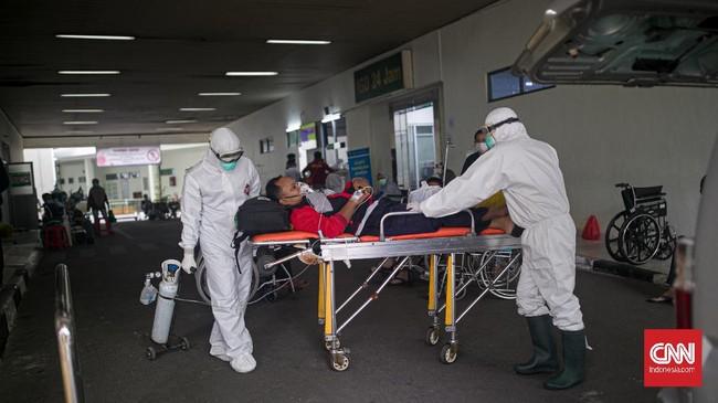 DPR Minta Pemerintah Respons Serius Kabar RSUD Penuh Pasien Pneumonia