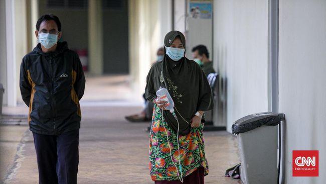 Indonesia masih belum beranjak dari posisi teratas di dunia dalam hal kematian akibat Covid-19.