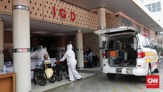 Positif Covid Tembus 15 Ribu, Rekor Tertinggi Sejak Pandemi