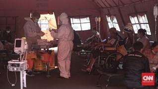 Anies, Penanganan Pandemi dan Lonjakan Ngeri Delta Luar Jawa