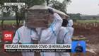 VIDEO: Petugas Pemakaman Covid-19 Kewalahan