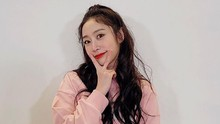 Seo Ji-soo Lovelyz Positif Covid-19