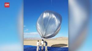 VIDEO: NASA Pakai Balon Udara Teliti Gempa di Venus
