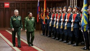 VIDEO: Pemimpin Junta Bersyukur Rusia Perkuat Militer Myanmar
