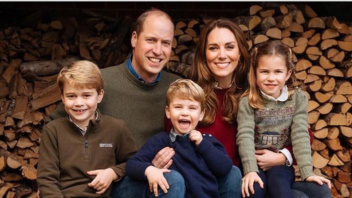 Kate Middleton dan Pangeran William Punya Cara Unik Mendidik Anaknya