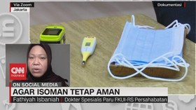 VIDEO: Agar Isoman Tetap Aman