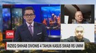 VIDEO: Rizieq Shihab Divonis 4 Tahun Kasus Swab RS Ummi