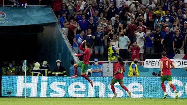 Sejumlah tanda menunjukkan timnas Portugal bisa mempertahankan gelar juara dengan menjadi kampiun Euro 2020 (Euro 2021).