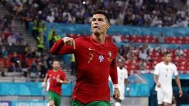 Highlights 2 Gol Ronaldo vs Prancis di Mola, Tonton di Sini