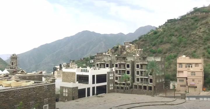 Desa Rijal Alma Arab Saudi