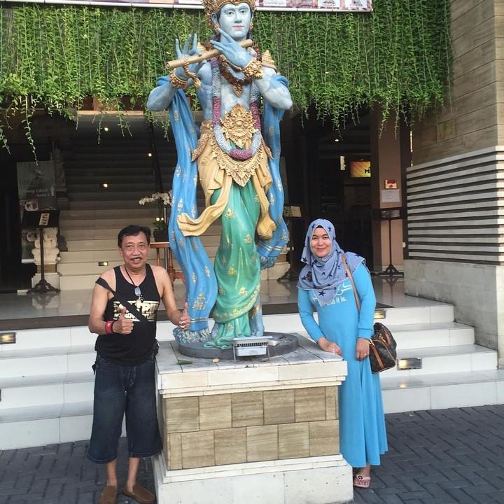 Doyok dan Istri