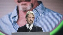 Pendiri Anti Virus McAfee Ditemukan Tewas di Penjara