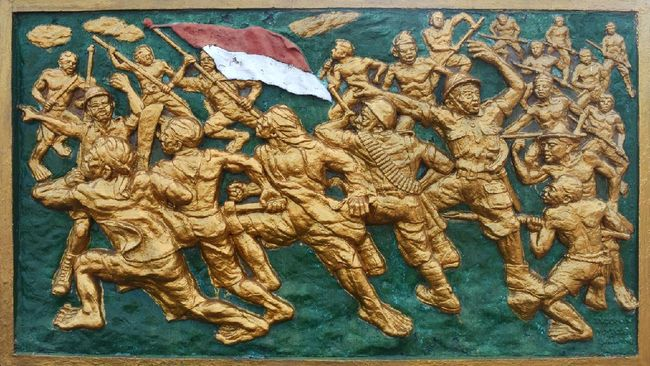 Peristiwa merah putih adalah peristiwa penyerbuan markas militer Belanda di  Manado. Berikut sejarah peristiwa merah putih di Manado.