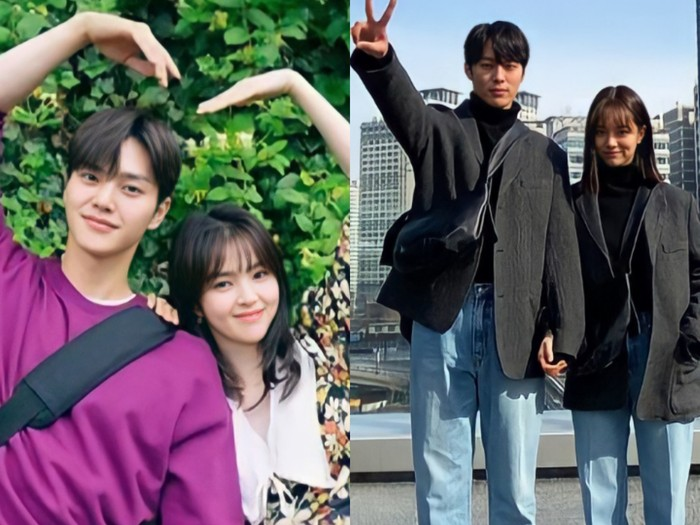 "Jang Ki Yong dan Lee Hye Ri dipertemukan dalam drama ""My Roommate Is a Gumiho"" yang perdana tayang pada akhir Mei 2021. Sedangkan Song Kang dan Han So Hee tengah beradu akting dalam drama ""Nevertheless"". Kira-kira, siapa yang chemistry-nya lebih kuat, ya? (source: soompi)"