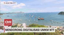 VIDEO: Mendorong Digitalisasi UMKM NTT