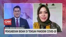 VIDEO: Pengabdian Bidan di Tengah Pandemi Covid-19