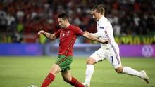Klasemen Grup F Usai Portugal vs Prancis Imbang