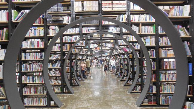 Perpustakaan dan toko buku di Korea Selatan ini juga rajin muncul sebagai lokasi syuting serial drama dan film Korea Selatan.