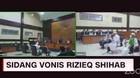 VIDEO: Sidang Vonis Rizieq Shihab Kasus RS UMMI Bogor