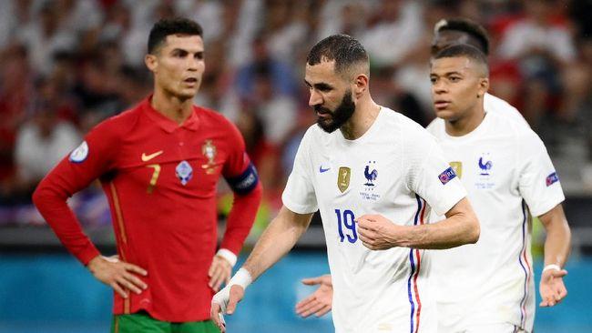 Sebanyak 16 tim telah memastikan tiket ke babak 16 besar Euro 2020 (Euro 2021) yang akan berlangsung dari 26-30 Juni.