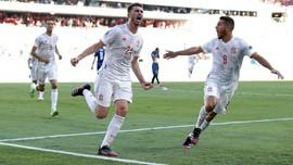 Euro 2020 yang Tak Mengecewakan Sejauh Ini