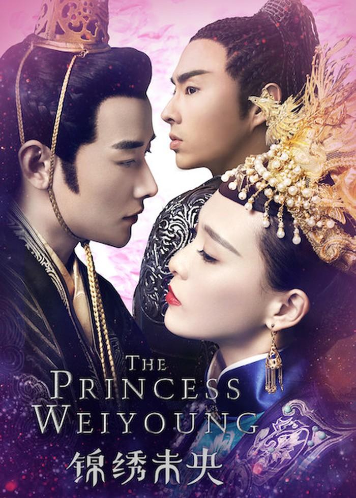 The Princess WeiYoung (2016) mengisahkan balas dendam putri Feng Xin Er (Li Weiyang) yang menjadi seorang yatim piatu, karena seluruh anggota keluarganya dibunuh. Siap jadi referensi tontonan baru kamu, Ladies. /Sumber: mydramalist.com