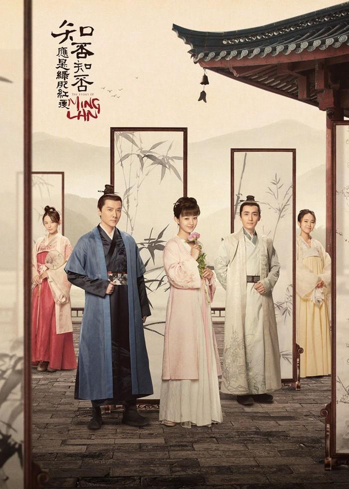 The Story of Ming Lan (2018) berlatar dinasti Song Utara, Sheng Ming Lan putri ke 6 keluarga Sheng terlahir dari seorang selir tumbuh tanpa cinta dari keluarganya, serta harus menyembunyikan kepintarannya untuk bertahan hidup/Sumber: mydramalist.com