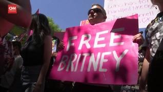 VIDEO: Pengakuan Britney Spears dan Riuhnya Reaksi Para Fan