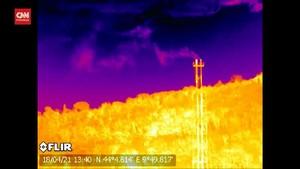 VIDEO: Gas Metana Cemari Eropa, Perubahan Iklim Kian Parah