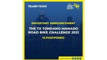 The TX Tondano Manado Road Bike 2021 Resmi Ditunda