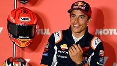 Marquez Kejutkan Valentino Jelang MotoGP San Marino