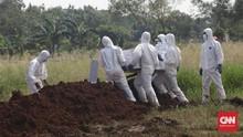 Ganjar Ungkap Alasan Kematian Covid-19 Tertinggi di Jateng