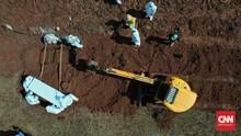 Palembang Tambah Lahan Makam Covid Seluas Satu Hektare
