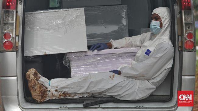 Angka kematian harian akibat Covid-19 di Malaysia bertambah sebanyak 301 orang, hingga Selasa (21/9) pagi.