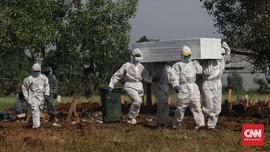 Malaysia Rekor Kematian Covid Dua Hari Berturut, ICU Penuh