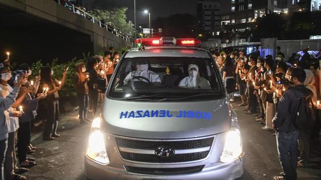 IDI: 598 Dokter Meninggal karena Covid-19, Jatim Terbanyak