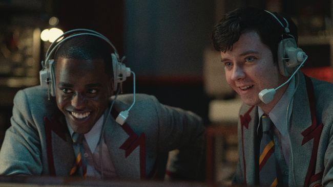 Layanan streaming Netflix mengumumkan serial Sex Education dipastikan berlanjut ke season 4.