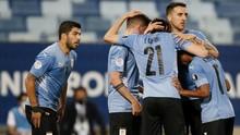 Hasil Copa America: Uruguay Lolos Usai Tekuk Bolivia