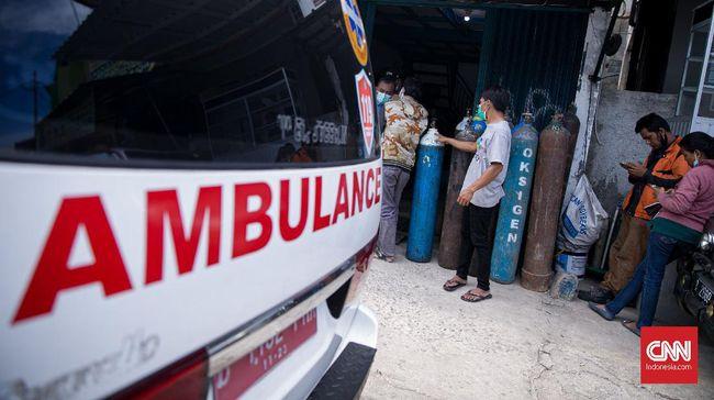 Bali dan NTB disebut mengalami lonjakan kasus harian dan kekurangan Oksigen.