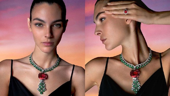 MAGNIFICA, Koleksi High Jewelry Terbaru dari Bvlgari