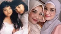 <p>Shireen dan Zaskia Sungkar merupakan anak dari aktris sekaligus penyanyi Fanny Bauty dengan sutradara Mark Sungkar. Pernah menjadi gadis imut, keduanya kini sudah jadi celebrity mom yang eksis di media sosial. (Foto: Instagram: @shireensungkar)</p>