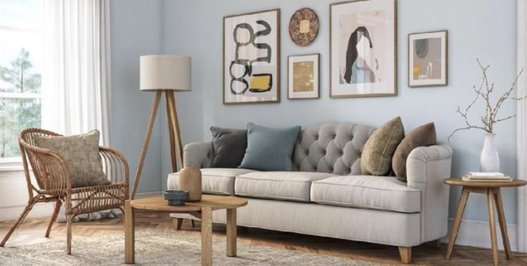 Ingin menata ulang ruang tamu untuk rumah minimalis? Yuk simak ide desain ruang tamu untuk rumah minimalis sesuai tren dekorasi di 2021.