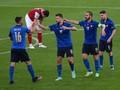 Analisis Final Euro 2020 Conte: Italia Wajib Pressing Inggris