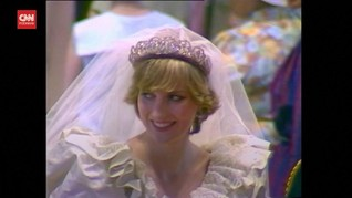 VIDEO: Peresmian Patung Putri Diana Digelar 1 Juli 2021