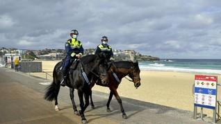 Covid Terus Naik, Sydney Perpanjang Lockdown Satu Bulan
