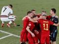 7 Fakta Menarik Jelang Belgia vs Italia
